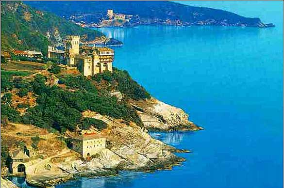 Image result for athos greece